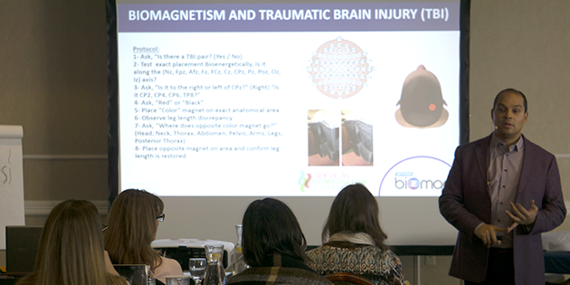 Importance of Biomagnetism Training